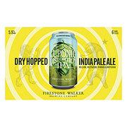 Firestone Walker Luponic Distortion IPA  Beer 12 oz  Cans