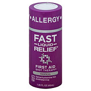 First Aid Shot Therapy Allergy Relief Shot Tropical