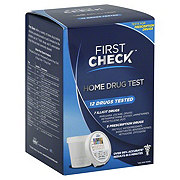 First Check Home Drug Test (12 Drugs Tested)