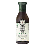 Fischer & Wieser Charred Pineapple Bourbon Sauce