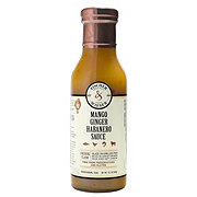 Fischer & Wieser Mango Ginger Habanero Sauce - Shop Marinades and ...