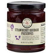 Fischer & Wieser Strawberry Rhubarb Preserves