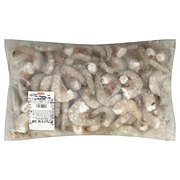 Fish Market Extra-Jumbo Raw Gulf White Shrimp, 16/20 CT