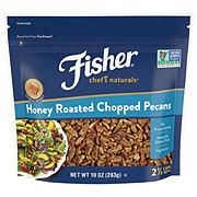 Fisher Honey Roasted Chopped Pecans