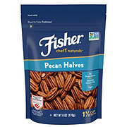Fisher Pecan Halves