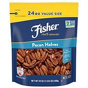 Fisher Pecan Halves