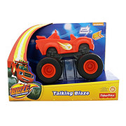 Fisher-Price Blaze And The Monster Machines Assorted Talking Vehicles, Characters May Vary