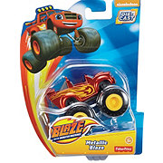 Fisher-Price Blaze and the Monster Machines Die-Cast Vehicles, Assorted