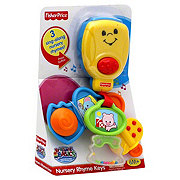 Fisher-Price Brilliant Basics Nursery Rhyme Keys