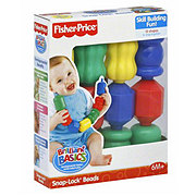 Fisher-Price Brilliant Basics Snap-Lock Beads