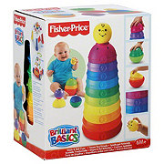 Fisher-Price Brilliant Basics Stack and Roll Cups (6+ Months)