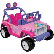 Fisher-Price Disney Princess Jeep