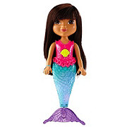 Fisher-Price Dora & Friends Sparkle & Swim Mermaid Dora