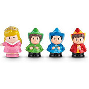 Fisher-Price Little People Disney Princess & Friends Figures