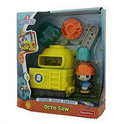 Fisher-Price Octonauts Repair Claw Vehicles, Styles & Designs May Vary