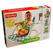 Fisher-Price Sit-Me-Up Floor Seat, Citrus Frog