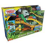 Fisher-Price Thomas & Friends Take-n-Play Jungle Quest Playset
