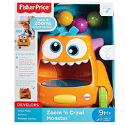 Fisher-Price Zoon 'n Crawl Monster