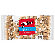 Fisher Salted In Shell Peanuts