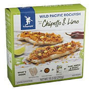 Fishpeople Wild Pacific Rockfish Topped with Chipotle and Lime