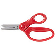 Fiskars Blunt Tip Scissors for Kids, Colors May Vary
