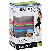 Fit & Fresh 2 Cup Smart Portion