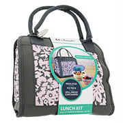 Fit & Fresh Carolina Lunch Kit With Pod Ice Pack