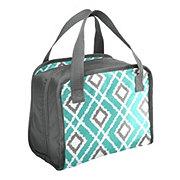 Fit & Fresh Pembroke Bag Aqua With Ice