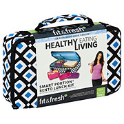 Fit & Fresh Smart Portion Bento Lunch Kit