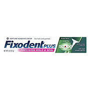 Fixodent Plus Scope Precision Hold & Seal Adhesive Cream