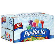 Fla-Vor-Ice Giant Freeze and Serve  Pops