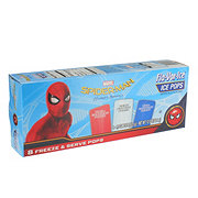 Fla-Vor-Ice Pops Spider-Man