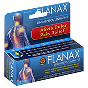 Flanax Liniment Pain Relief