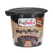 FlapJacked Double Chocolate Mighty Muffin Cup