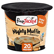 FlapJacked Peanut Butter Mighty Muffin Cup