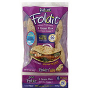 Flatout Fold It 5 Grain Flax Flatbread