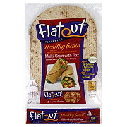 Flatout Healthy Grain Multi-Grain with Flax Flatbread Wraps