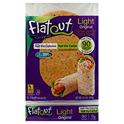 Flatout Light Original Flatbread Wraps