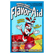 Flavor Aid Tropical Punch Drink Mix