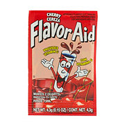 Flavor Aid Unsweetened Cherry Drink Mix