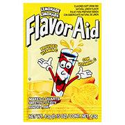 Flavor Aid Unsweetened Lemonade Drink Mix