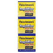 Fleischmann's RapidRise Highly Active Dry Yeast