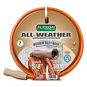 Flexon All Weather Clear Coat Copper Hose