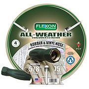 Flexon All Weather Hose 75' x 5/8