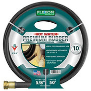 Flexon Premium Heavy Duty Hot Water Rubber Hose