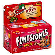 Flintstones Children's Complete Multivitamin Chewable Tablets With Iron