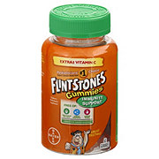 Flintstones Children's Complete Multivitamin Gummies Plus Immunity Support