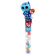 Flix Candy Ty Beanie Boo Plush Candy Filled Tube Topper