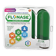 Flonase Allergy Relief Nasal Spray, Twin Pack