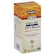 Flora Udo's Choice Oil DHA 3-6-9 Blend